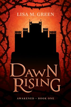 Cover for Dawn Rising