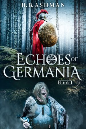 Cover for Echoes of Germania