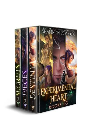 Cover for Experimental Heart Omnibus: Books 1-3