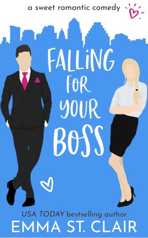 Cover for Falling for Your Boss