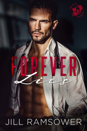 Cover for Forever Lies
