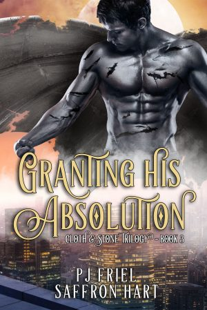 Cover for Granting His Absolution
