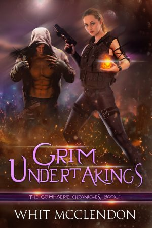Cover for Grim Undertakings