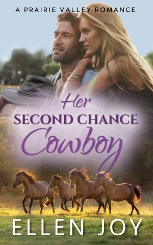 Cover for Her Second Chance Cowboy