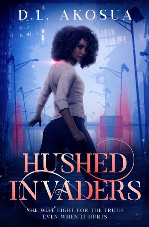 Cover for Hushed Invaders