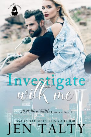 Cover for Investigate with Me