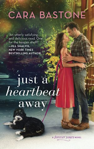 Cover for Just a Heartbeat Away