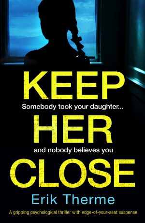 Cover for Keep Her Close