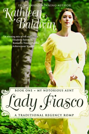 Cover for Lady Fiasco