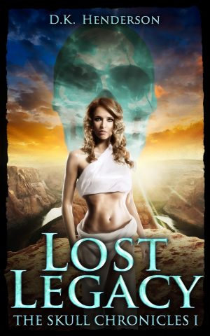 Cover for Lost Legacy