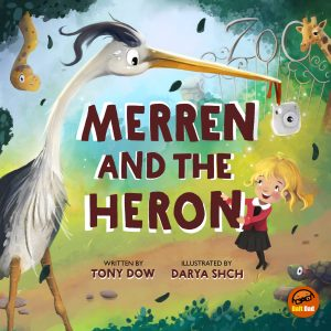 Cover for Merren and the Heron