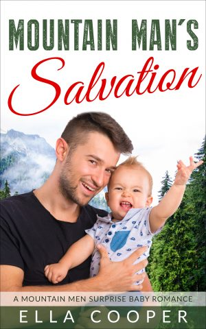Cover for Mountain Man's Salvation