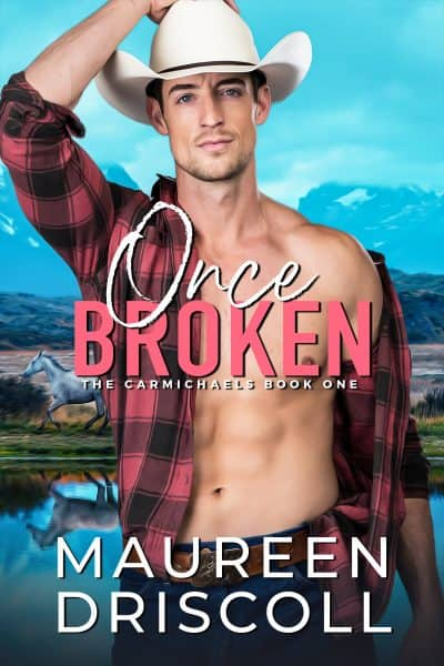 Cover for Once Broken
