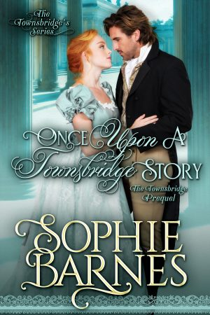 Cover for Once Upon a Townsbridge Story