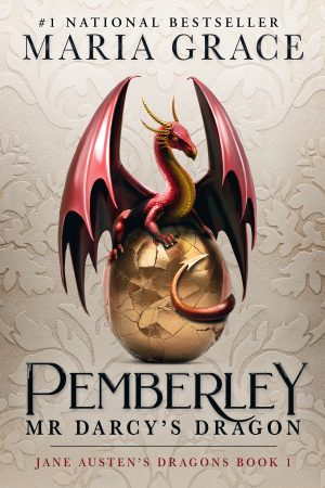 Cover for Pemberley: Mr. Darcys Dragon