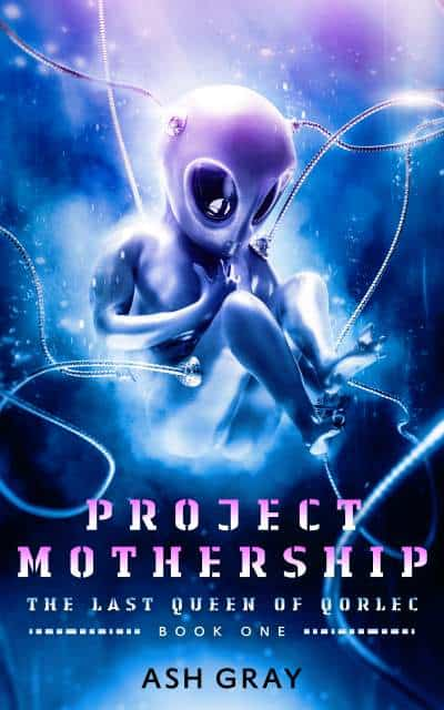 Cover for Project Mothership