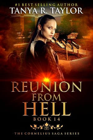 Cover for Reunion from Hell