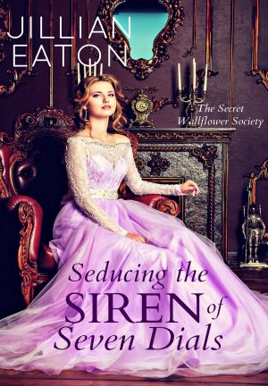 Cover for Seducing the Siren of Seven Dials