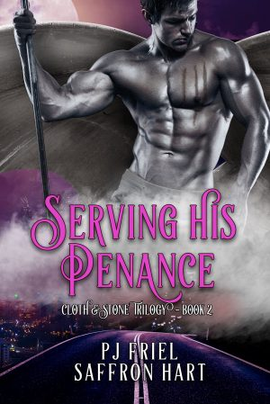 Cover for Serving His Penance