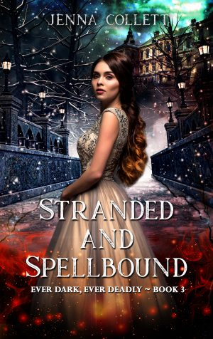 Cover for Stranded and Spellbound