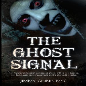 Cover for The Ghost Signal