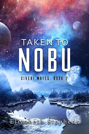 Cover for Taken to Nobu