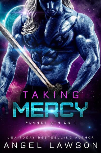Cover for Taking Mercy