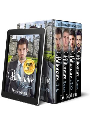 Cover for The Billionaires of Gramercy Boxed Set