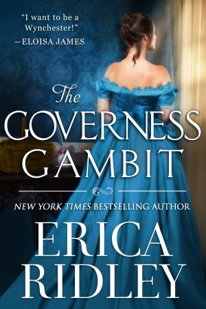 Cover for The Governess Gambit