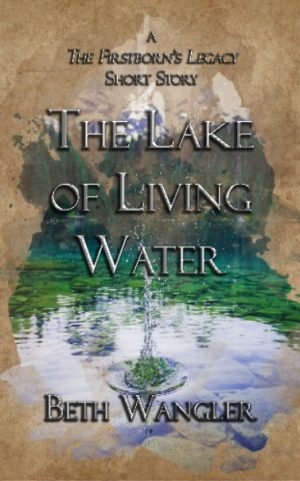 Cover for The Lake of Living Water