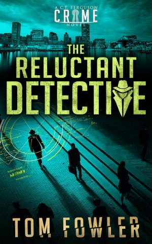 Cover for The Reluctant Detective