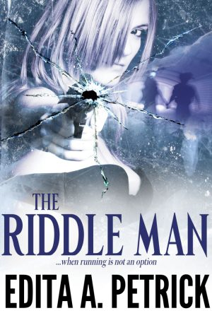 Cover for The Riddle Man