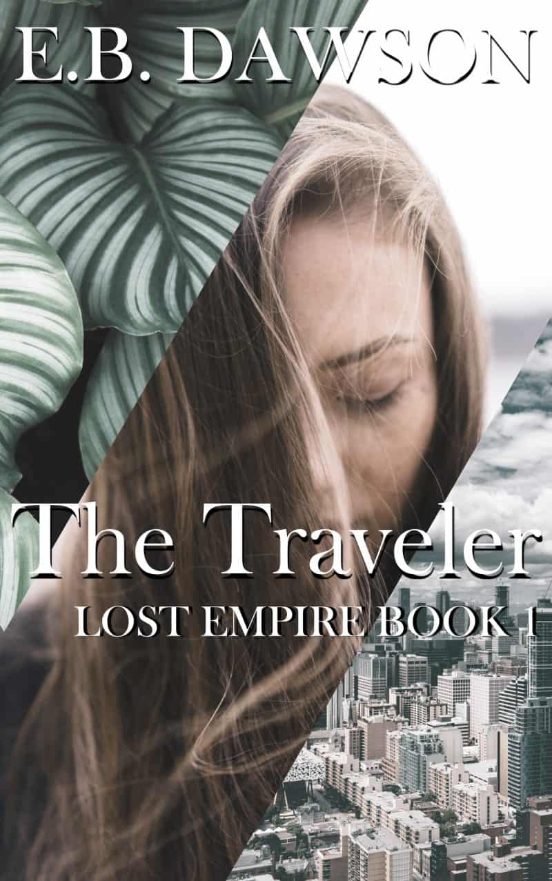 Cover for The Traveler