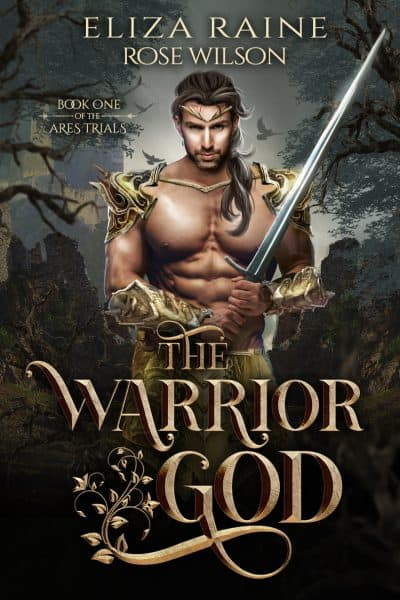 Cover for The Warrior God