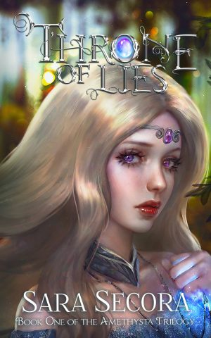 Cover for Throne of Lies