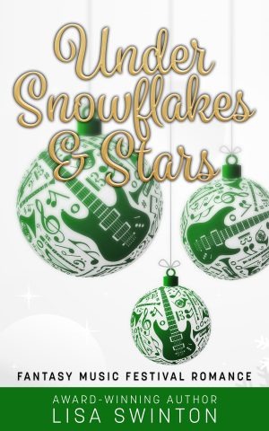 Cover for Under Snowflakes & Stars