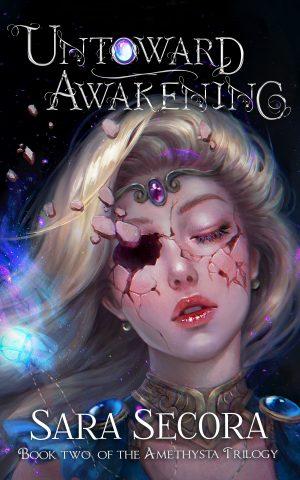 Cover for Untoward Awakening