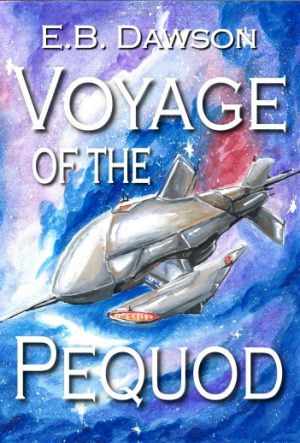 Cover for Voyage of the Pequod