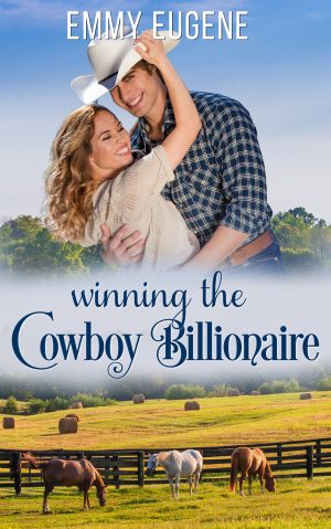 Cover for Winning the Cowboy Billionaire