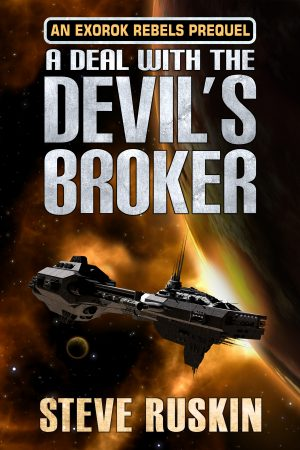 Cover for A Deal with the Devil's Broker