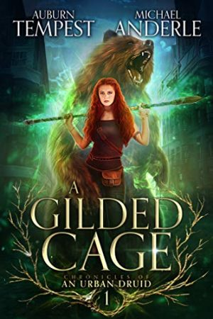 Cover for A Gilded Cage