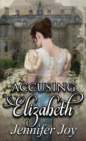 Cover for Accusing Elizabeth