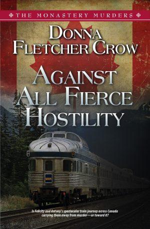Cover for Against All Fierce Hostility