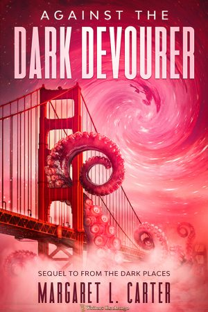 Cover for Against the Dark Devourer