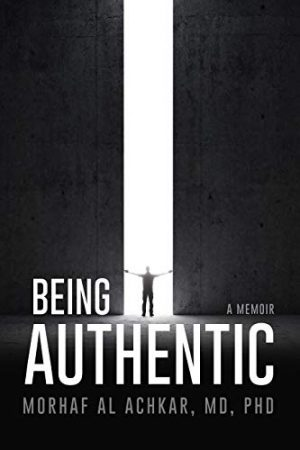 Cover for Being Authentic