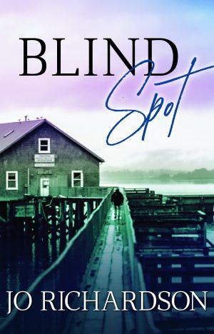 Cover for Blind Spot