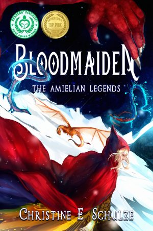 Cover for Bloodmaiden