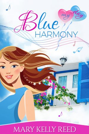 Cover for Blue Harmony