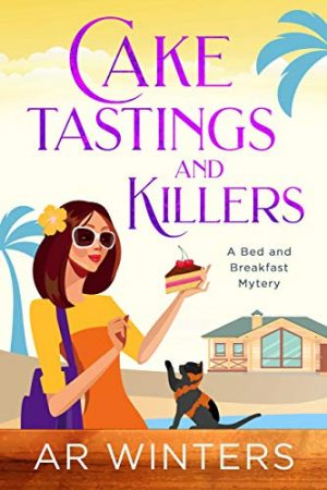 Cover for Cake Tastings and Killers