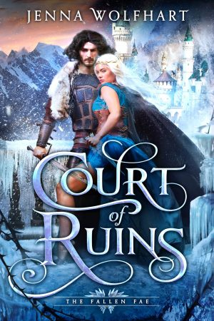 Cover for Court of Ruins